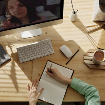On online meeting